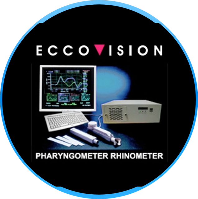 Eccovision Rhinometer and Pharyngometer